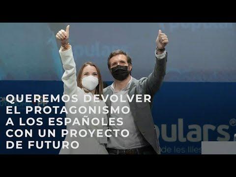 Queremos devolver el protagonismo a los españoles ...