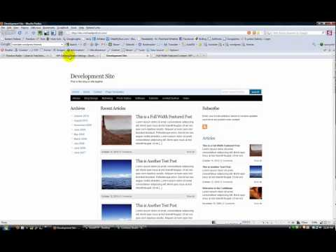 How to Add Featured Content to the WP-DaVinci WordPress ThemeHow to Add Featured Content to the WP-DaVinci WordPress Theme<media:title />