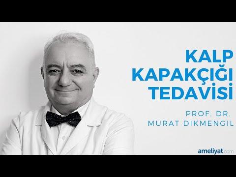 Kalp Kapakçığı Tedavisi (Prof. Dr. Murat Dikmengil)