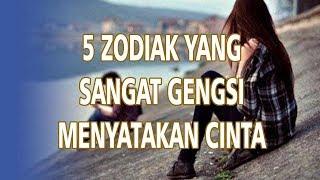 5 Zodiak yang Sangat Gengsi Menyatakan Cinta