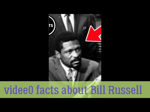 Bill Russell Facts