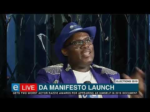 People must look at the history of the DA Bonginkosi Madikizela