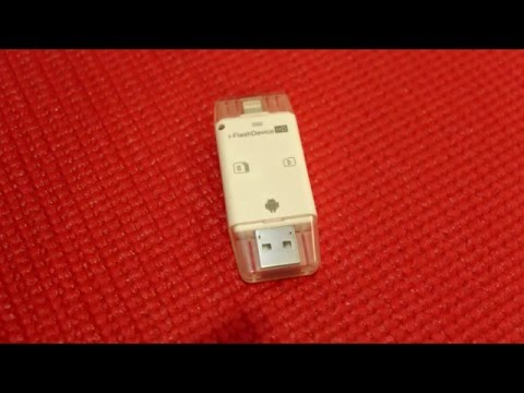 WECODO Memory Card Reader Review!