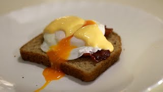Рецепт яиц Бенедикт (яйца пашот)