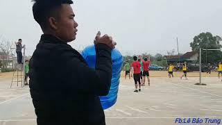 Fc Dương Anh vs Fc Nghĩa Đàn   Bán kết 2 giải bóng chuyền VRC mở rộng làng Yên Hậu 2019