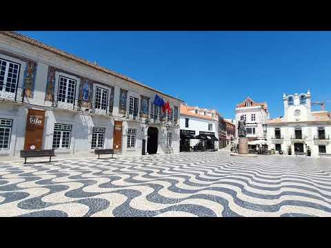 Projeto aprovado loja+ T2 no Centro histórico de Cascais