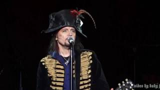 Adam Ant-ANTS INVASION[Adam & The Ants]-The Fillmore-San Francisco-2.7.17-Kings Of The Wild Frontier
