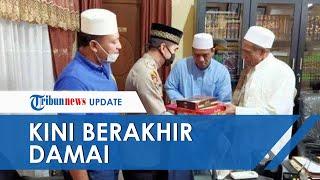 Insiden Umar Assegaf dengan Petugas Gabungan PSBB di Exit Toll Satelit Surabaya Berakhir Damai