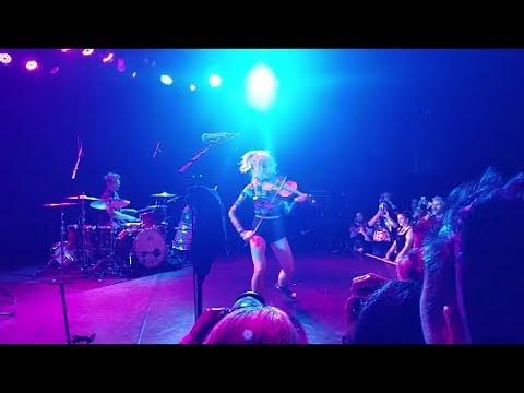 Lindsey Stirling - Masquerade Artemis Tour