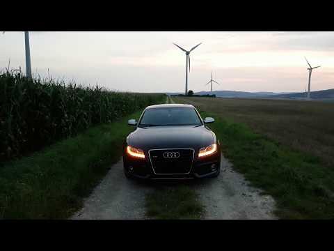 [7-LIGHTS] Audi A5 8T Dynamischer Blinker LED Laufblinker Dynamic Turn Signal