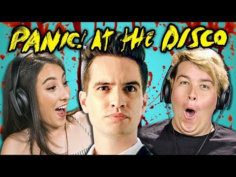 COLLEGE KIDS REACT TO PANIC! AT THE DISCO (Say Amen, This Is Gospel, Emperor's New Clothes)