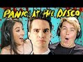 Download Video COLLEGE KIDS REACT TO PANIC! AT THE DISCO (Say Amen, This Is Gospel, Emperor's New Clothes)
