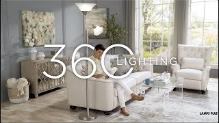 Watch A Video About the Jordan Tree Torchiere Lamp
