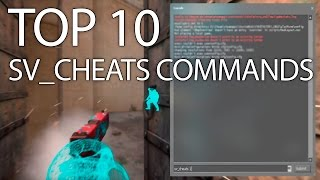 Top 3 console commands to troll your friends in CS:GO 2017