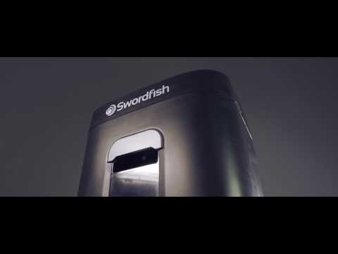 Video of the Swordfish 1200XXCD Shredder