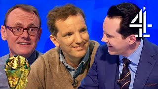 Henning Wehn's Funniest Moments on 8 Out of 10 Cats Does Countdown!