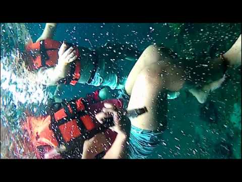 Carnival Cruise Vip Tulum and Cenote swim 2016
