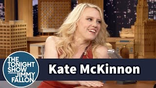 Download Youtube: Kate McKinnon Learned an Australian Accent Listening to Podcasts