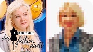 Karola (28): Umstyling von grauer Maus zur flippigen Powerfrau! | All About You - Das Fashion Duell