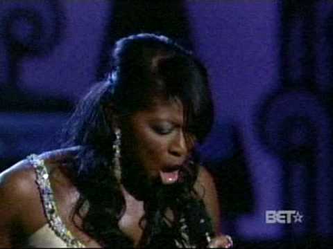 NATALIE COLE LIVE - CALL ME -ARETHA FRANKLIN TRIBUTE