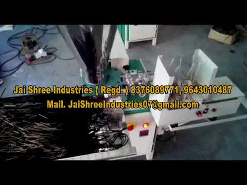 Agarbatti Making Machine fully automatic