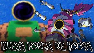 Hoopa  - (Pokémon) - Como conseguir a Hoopa