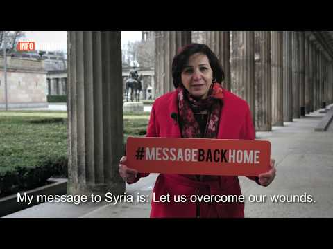 #MessageBackHome: a video series by InfoMigrants