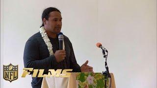 Troy Polamalu visits American Samoa   NFL Films Presents (Show 9)