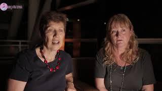 Dança Materna entrevista Gill Ripley e Tracey Burkett - 1ª Parte