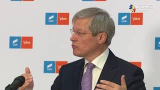 Cioloş: Sperăm ca forţele politice din Parlament să înţeleagă urgenţa, să acţioneze cu bună-credinţă