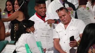 Gradúa 527 profesionales Facultad No. 2 de Medicina en Santiago de Cuba