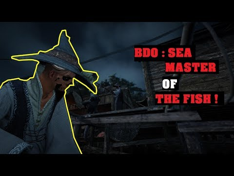 Bdo Active Fishing 2019