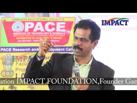 Tips to Handwriting| Y Mallikarjuna Rao| TELUGU IMPACT Ongole 2016