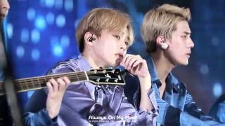 160930 THE EXO'rDIUM  in Hangzhou - My Turn To Cry (XIUMIN FANCAM)