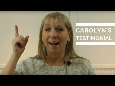 Medical Transcription Program - Testimonial by Carolyn - YouTube