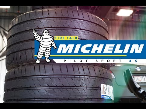 Tire Talk: Michelin Pilot Sport 4s, Summer Tire