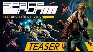 Space Run video