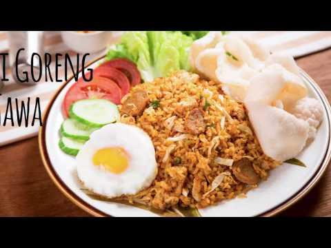 Video Resep Nasi Goreng Jawa