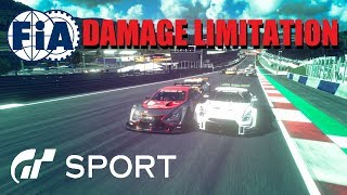 GT Sport Damage Limitation - FIA Round 3 Nations Plus A New Track Coming Soon
