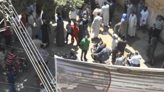 preview picture of video 'الاخوان يعتدون علي مطرانية #ديرمواس #المنيا #مصر'