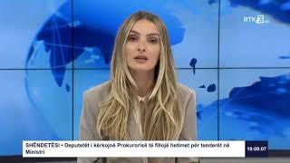 RTK3 Lajmet e orës 10:00 27.05.2020