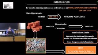Residuos de construcción y demolición como puzolanas alternativas...