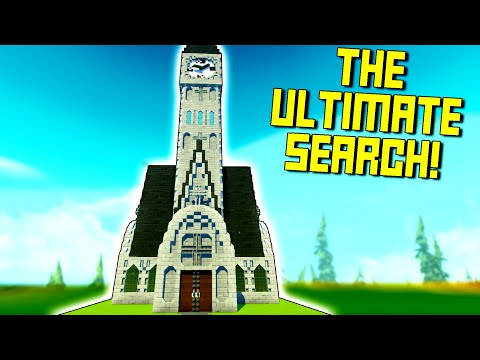 """We Searched """"Search"""" on the Workshop and had MORE Searching To Do  - Scrap Mechanic Workshop Hunters"""