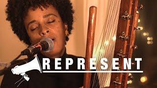Singer Zena Carlota's Afro-Folk Sound