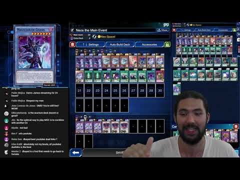 Ex Structure Deck SYNERGY + Is Magician of Chaos Worth 1000 Gems?[Yu-Gi-Oh! Duel Links]