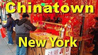 Chinatown, New York