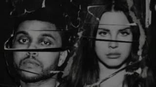 The Weeknd Ft Lana Del Rey - Prisoner (LIVE)