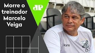 Morre o treinador Marcelo Veiga