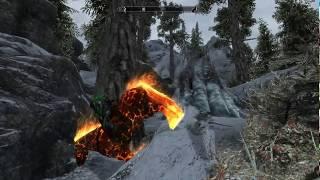 TES V: Skyrim [MODS] [LEGENDARY] Сокровищница Молаг Бала. Новая Броня - 77