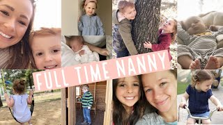 WHAT IT'S LIKE BEING A NANNY // Day In The Life
